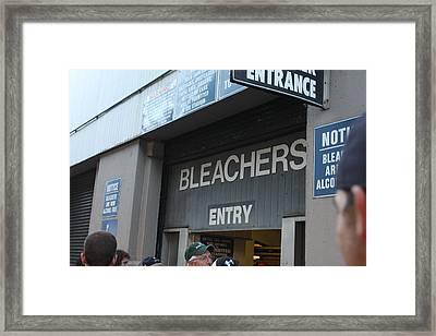 Yankee Entrance Framed Print by Jamie Christian