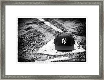 Yankee Home Framed Print by John Rizzuto