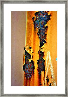 Yard Art Two Framed Print