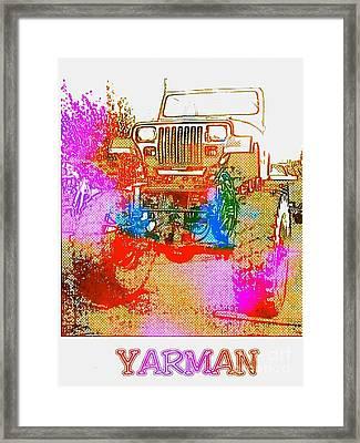 Yarman Framed Print by James Eye