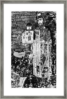 Yaroslav I (c978-1054) Framed Print