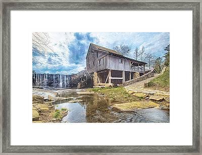 Yates Mill Framed Print
