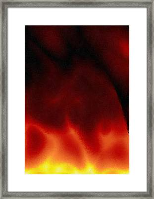 Ydinpommi Framed Print by Jeff Iverson