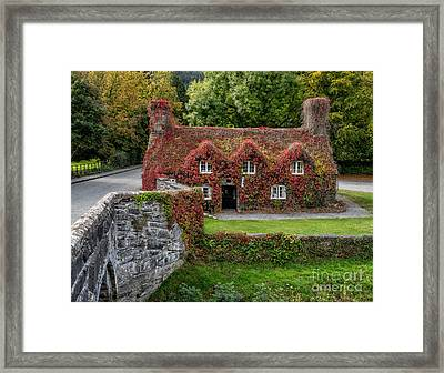 Ye Olde Courthouse Framed Print by Adrian Evans