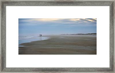Yeah That Kind Of Love Framed Print by JC Findley