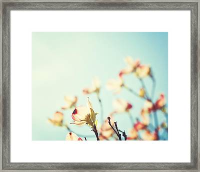 Yearning Framed Print by Carolyn Cochrane