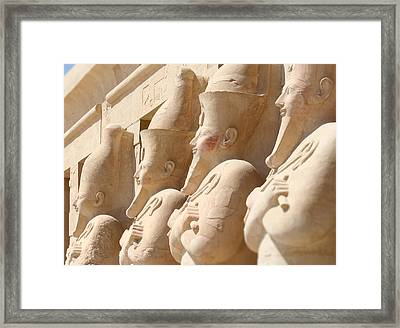 Years And Years.. Framed Print