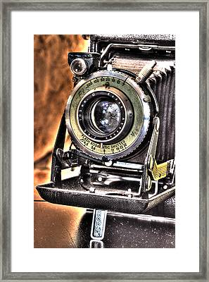Years Back Kodak Framed Print
