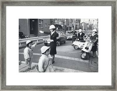 Years End Patrol. Framed Print by Retro Images Archive