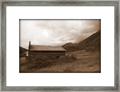 Years Gone By Framed Print