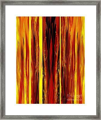 Yellow Light  Framed Print