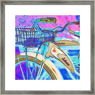 Yesterday It Seemed Life Was So Wonderful 5d25760 Square Framed Print by Wingsdomain Art and Photography