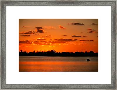 Yesterday Framed Print by Karen Wiles