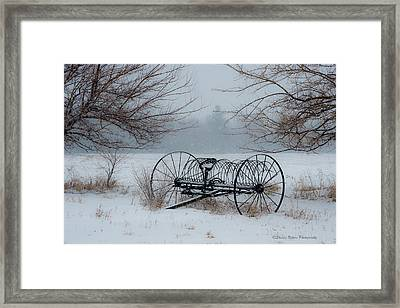Yesterday Framed Print by Sheen Watkins
