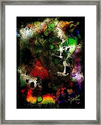 Synapsis Framed Print