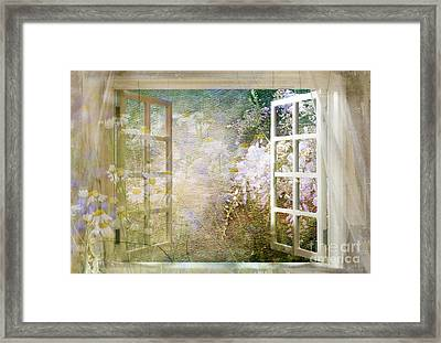 Yesterday Today And Tomorrow Framed Print by Shanina Conway