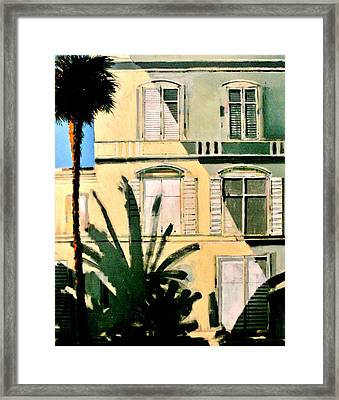 Yesterday's Times And Tomorrow's Sun Framed Print by Andrew Hewkin