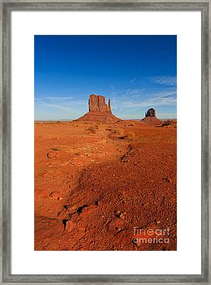 Yinyang Framed Print by Beve Brown-Clark Photography