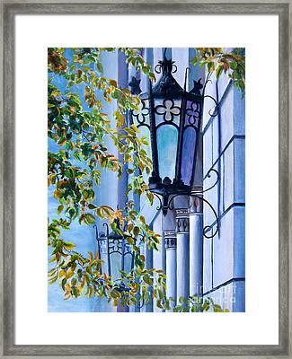 Ymca Building Downtown Shreveport Louisiana Framed Print by Lenora  De Lude