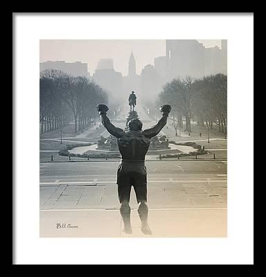 Balboa Framed Prints