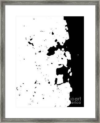 Yod Framed Print
