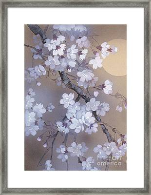 Yoi Crop Framed Print