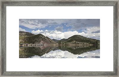 York Bridge Framed Print by Fran Riley