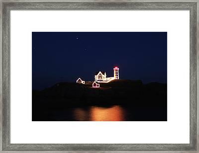 York Light Framed Print by Andrea Galiffi