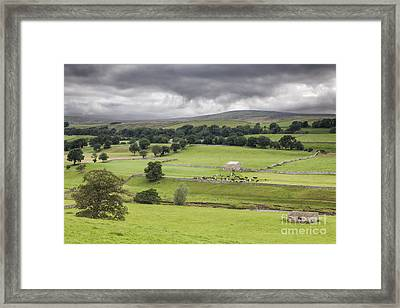 Yorkshire Dales Framed Print by Colin and Linda McKie