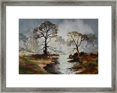 Yorkshire Dales Framed Print by Jean Walker