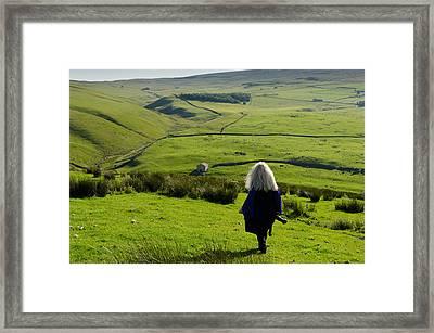 Yorkshire Perspective Framed Print