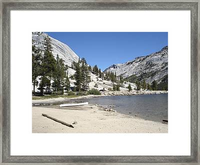 Yosemite Framed Print by Kimberly Oegerle