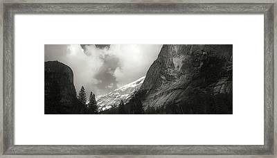 Yosemite - Mike Hope Framed Print