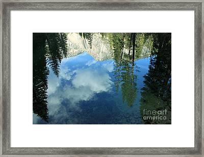 Yosemite Reflection 2 Framed Print