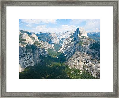 Yosemite Summers Framed Print by Heidi Smith