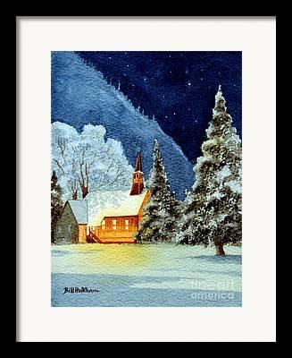 Yosemite Watercolor Artists Framed Prints