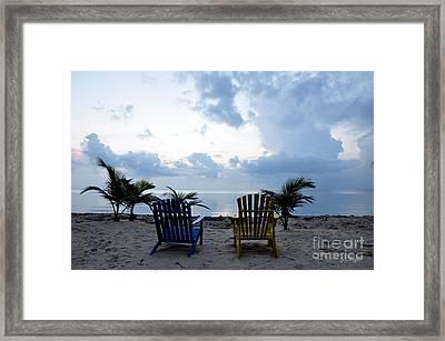 You And I Framed Print by John Chaffee