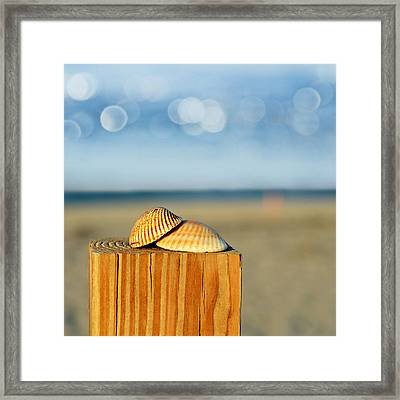 You And Me Framed Print by Laura Fasulo