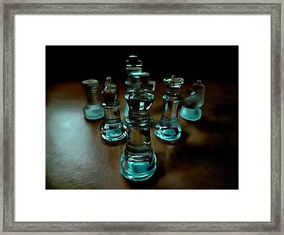 You And Whose Army Framed Print by Steve Taylor