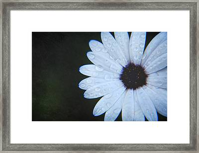 You Answered My Cry Framed Print