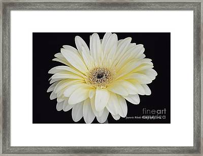 Framed Print featuring the photograph You Are Loved by Jeannie Rhode