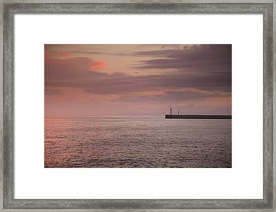 You Are My Summer  Framed Print by A Rey