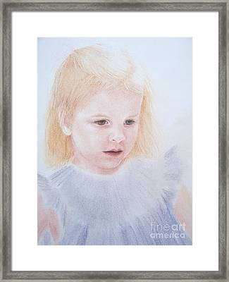 You Are Special Framed Print by Mary Lynne Powers