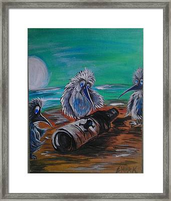 You First Framed Print