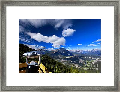You Gotta See This... Framed Print