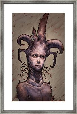 You Jest Framed Print by Ethan Harris