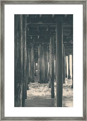 You Made Me Dream Of You Framed Print by Laurie Search