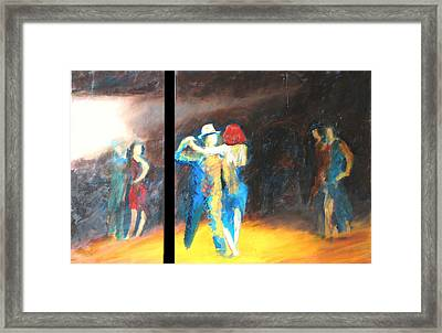 You Shine  Diptych Framed Print
