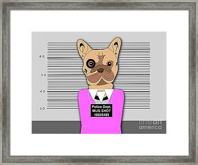 You Should See The Other Guy Framed Print