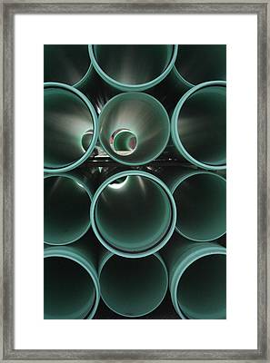 You Too Will Someday Be Underground Framed Print